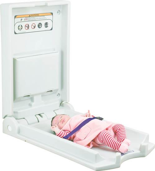 Stanowisko do przewijania dzieci i niemowląt IMPECO