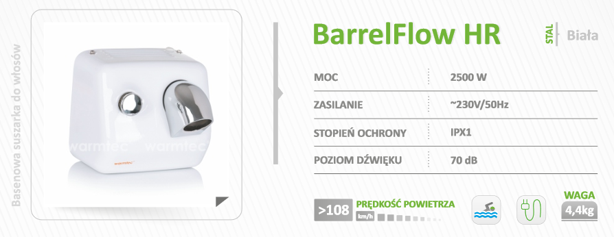 barrelflow hr warmtec