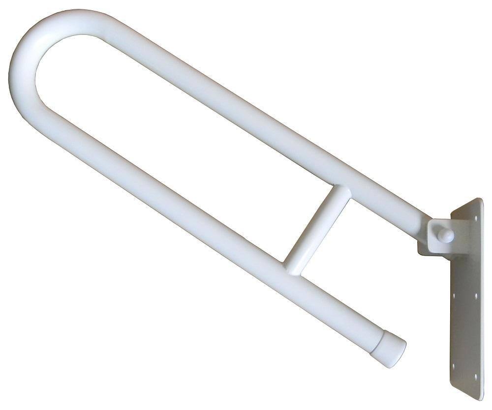 Uchwyt Uchylny Dla Niepełnosprawnych 50cm Fi 32mm Biały Hig Uuwcb